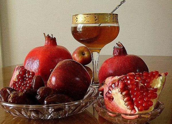 Праздник Рош а-Шана – Новый год.