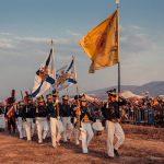 Крымский военно-исторический фестиваль — 2018.