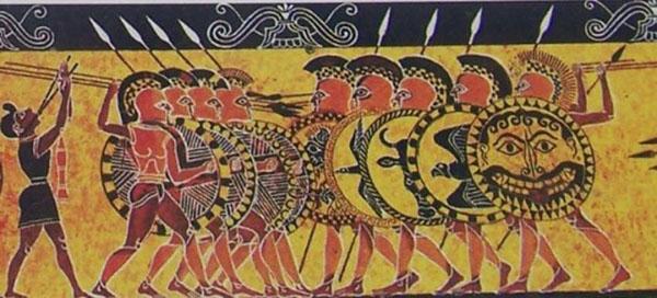 терпандер - муз. Греции