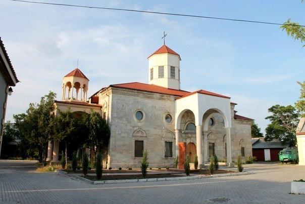 +Армянская церковь