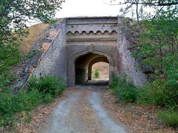 крепость керчь-3