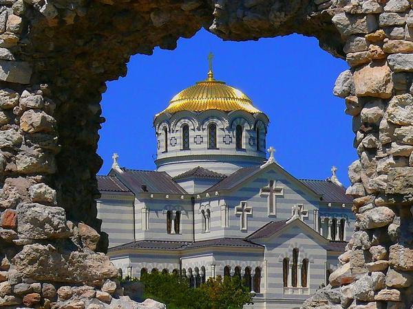 Владимирский собор Херсонеса