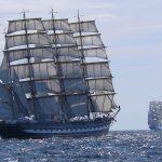 «Крузенштерн», «Паллада» и «Седов» отправятся в кругосветные экспедиции