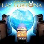 Казино Плей Фортуна, разнообразие игр