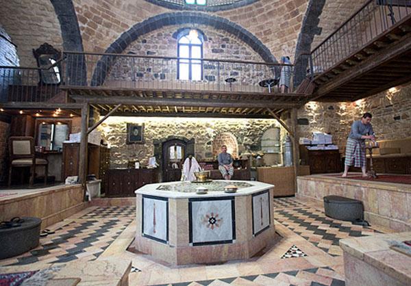 Баня Дефтердара в Дамаске