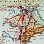Минобороны РФ рассекретило документы о боях за освобождение Крыма