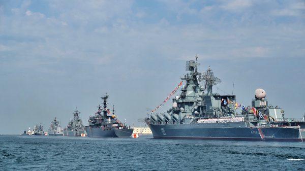 00-Парад Черноморского флота