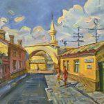 Выставка живописи крымского художника Ивана Балясникова