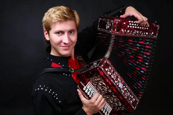 гармонист России Игорь Шипков