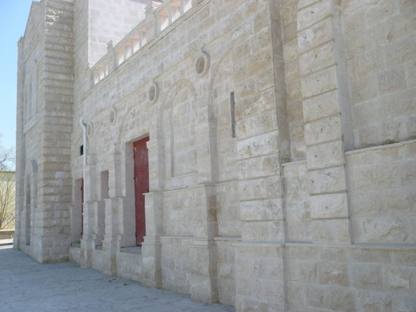 стена купеческой синагоги