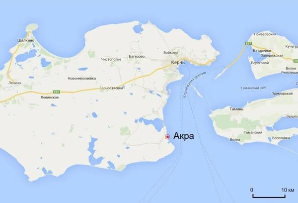 акра-карта