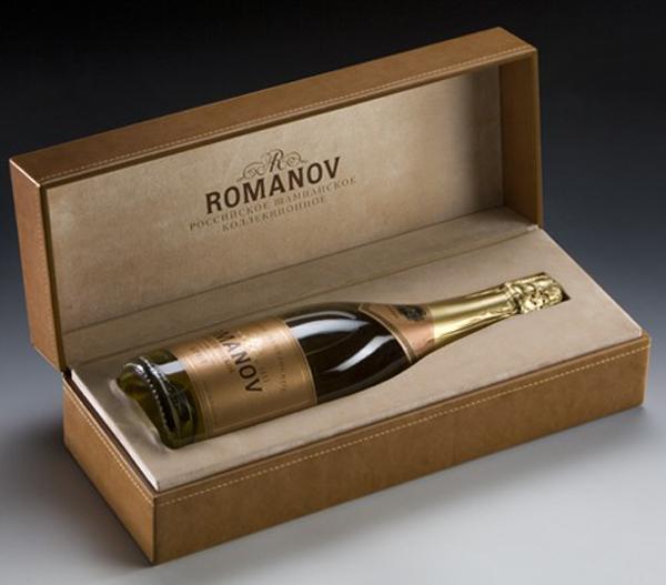 00-российское игристое Romanov.