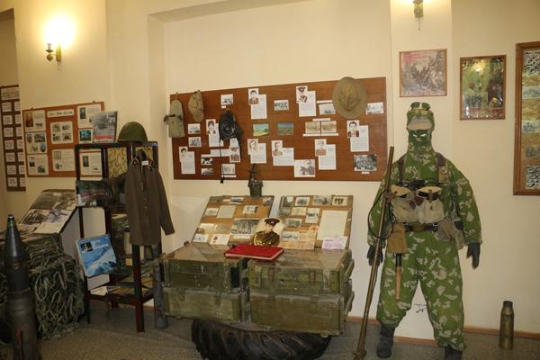 афган-Музей боевой славы воинов-интернационалистов--