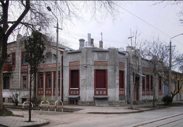 дом архитектора Генриха