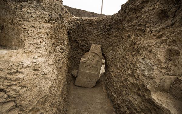 фанагория-надгробье