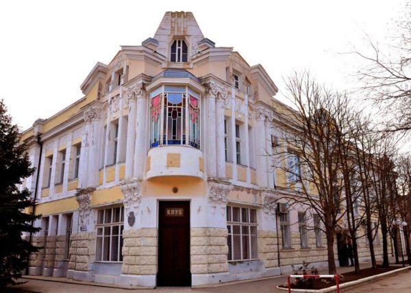 дом Н.П.Кафаджи на Дувановской 21