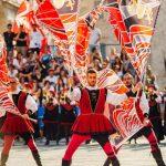 Второй международный фестиваль культуры «Земля Добра и Мира» в Крыму.
