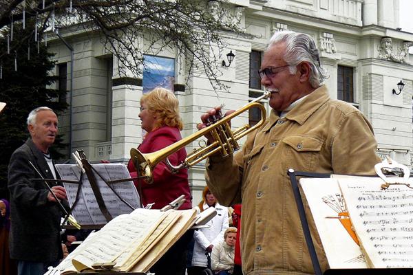пиастро-трубач