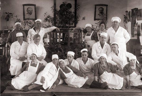 санатории НКВД-1940-сотрудники