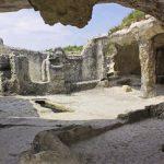В Эски-Кермен обнаружен христианский храм X века н. э.