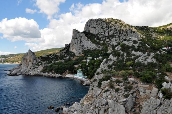 Кошка высотой в 254 метров, где была создана первая астрономическая обсерватория в Крыму