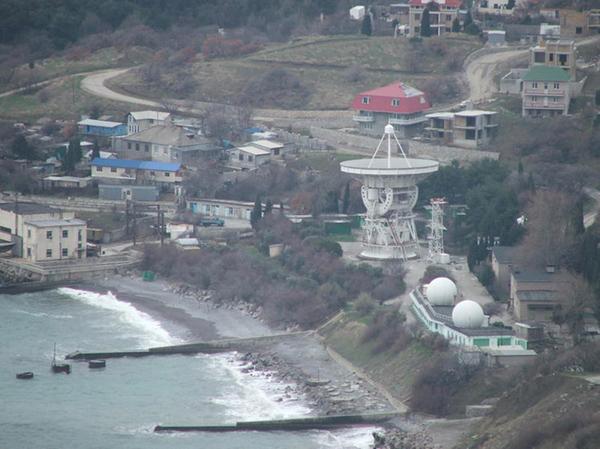 Симеизская обсерватория сегодня