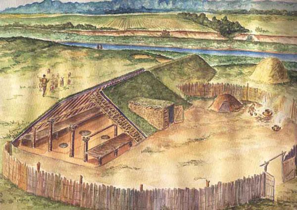 Срубная Культура -бронзов век