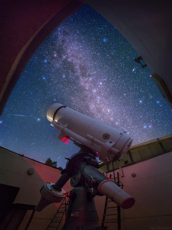 звёзды-крым-астрофиз-обсерватория