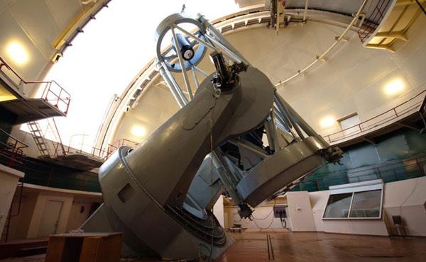 телескоп Шайна с 2.6-метровым зеркалом