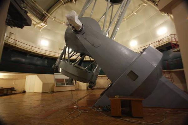 телескоп крымАО