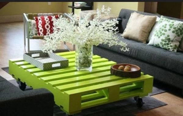 0-мебель из паллет
