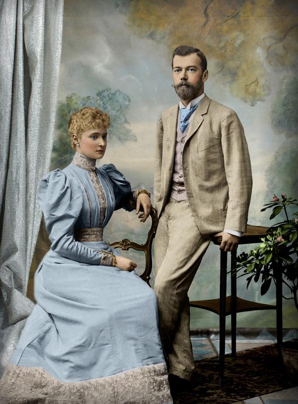 1894 года цесаревич Николай в Алуште встретил принцессу Алису