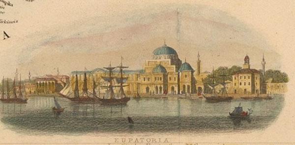 Вид на Хан-Джами=1850