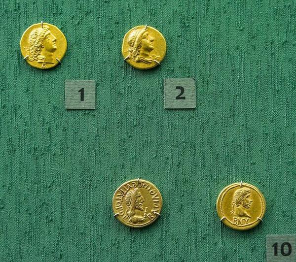 Греческое золото - 117