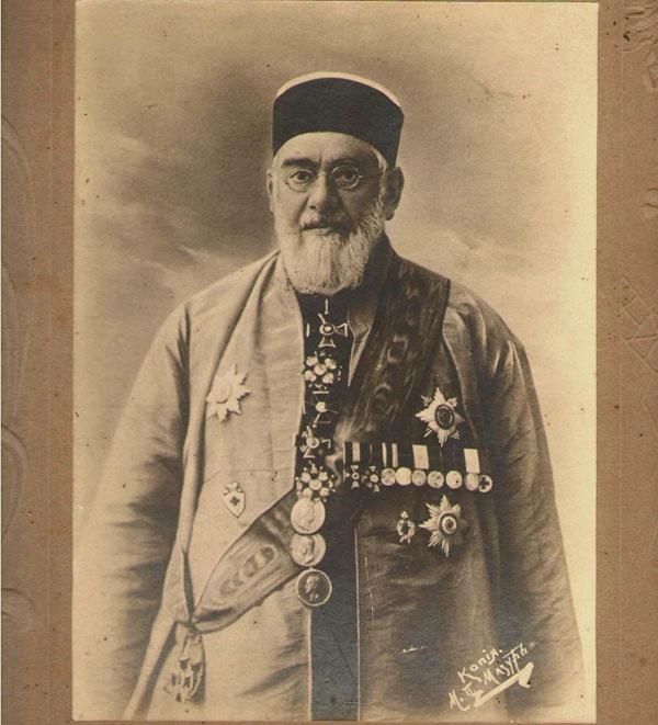 Панпулов, Самуил Моисеевич.-караим-училище