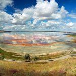 Забытый курорт озера Чокрак