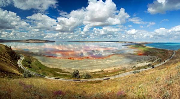 озеро чокрак2