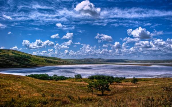 озеро чокрак4