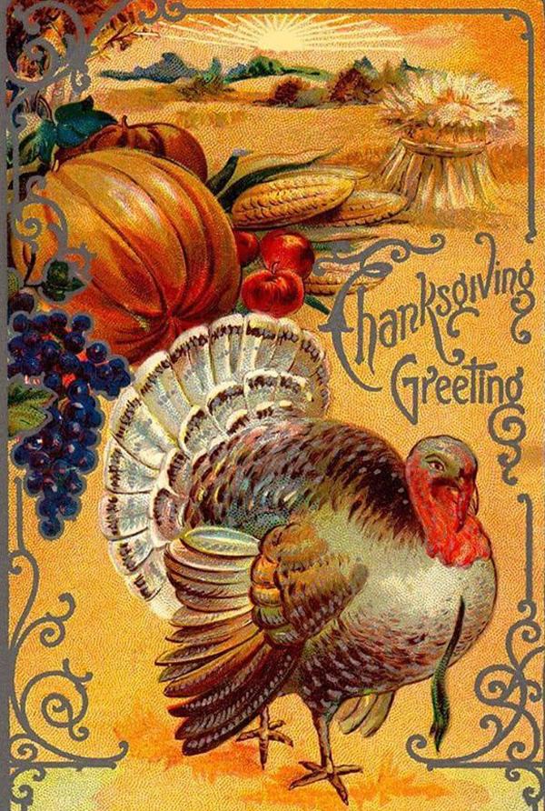 00-День благодарения - история и традиции праздника