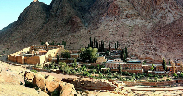 00-египет-монастырь св. екатерины