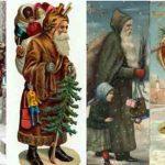 Дед Мороз — сложный мифологический образ