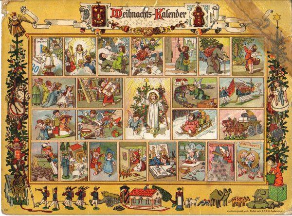 0-Рождественский календарь (1903)-R.E.Kepler_-_Im_Lande_des_Christkinds