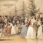 Как в Крыму по-царски встречали Новый год