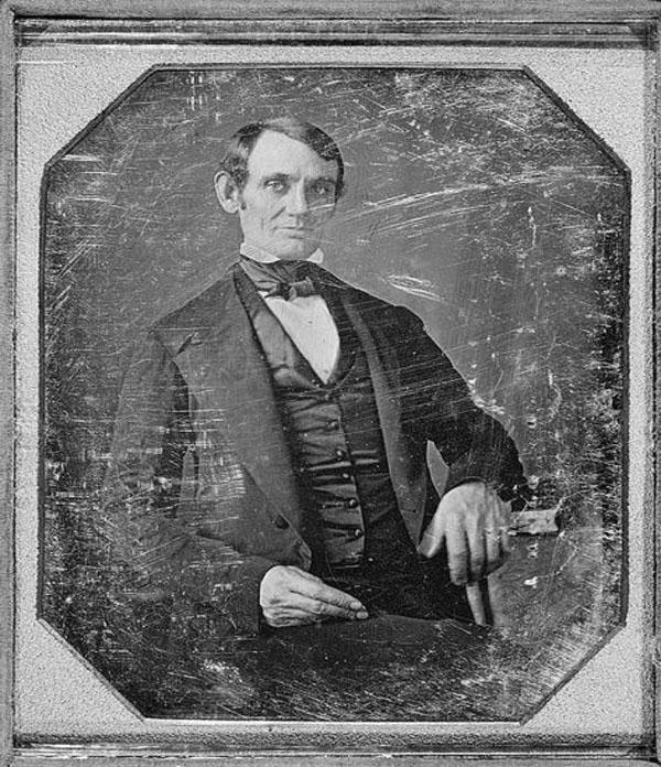 Авраам Линкольн 1846 г.