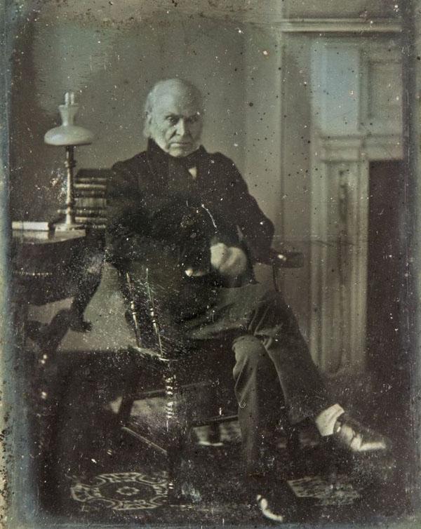 Джона Куинси Адамса, президент США с 1825 по 1829 г