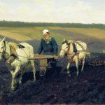 Лев Толстой о Земле