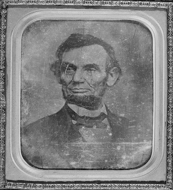 Авраам Линкольн, 1864 г.