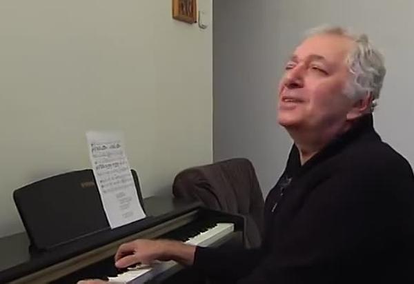 Поэт-песенник Игорь Шаферан.
