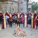 Древний армянский праздник Терендез