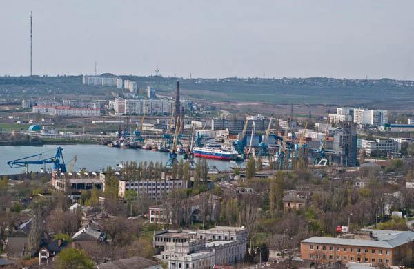 керчь-порт